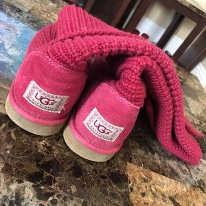 Ugg Cardy Knit Boot